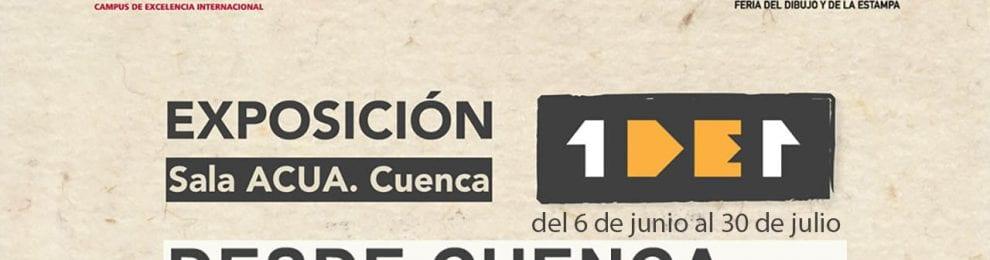 'Desde Cuenca hasta La Habana', Exposición en la Sala ACUA de Cuenca
