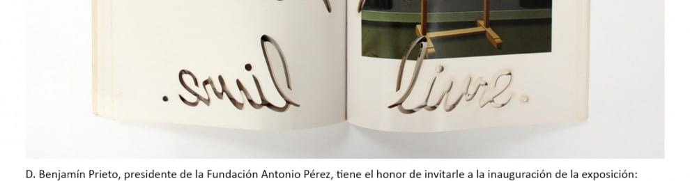 Elisa Terroba, antigua alumna de la Facultad, expone 'Bestiario' en la Fundación Antonio Pérez (Cuenca)