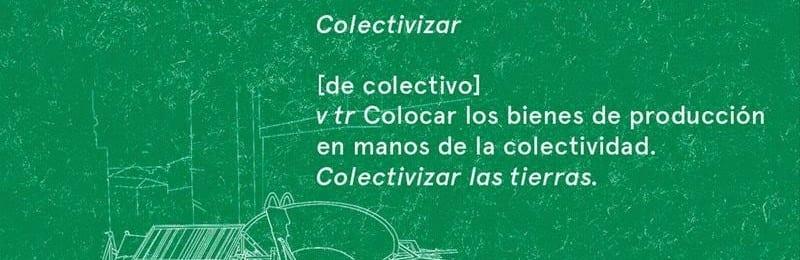 'Col.lectivitzadors' Convocatoria Arte y Territorio 2015 en Cal Gras (Avinyó, Barcelona)