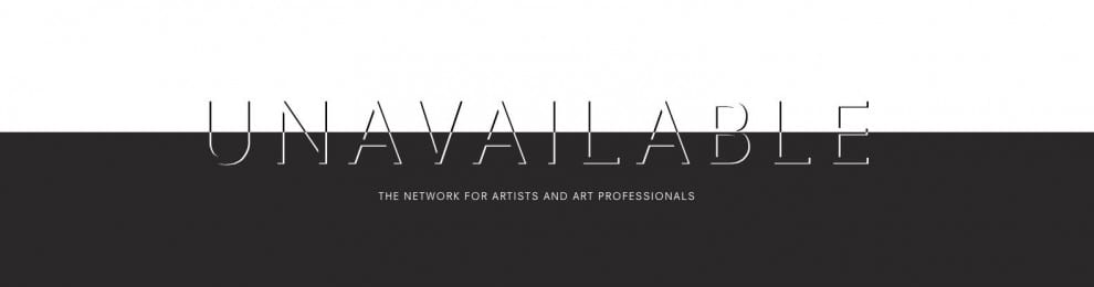 'Unavalaible': the network for artists and Art professionals