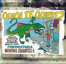 """""""¿Quién te quiere?"""", convocatoria de Encuentro de Autoedición 'Nosotros Feriantes 4' organizado por LAMOSA"""