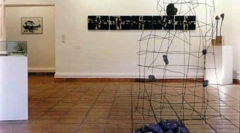 """""""Aproximación a la serigrafía a través de la obra de Luis Gordillo"""", organizado por Fundación Antonio Pérez con el Taller de las Vistillas"""