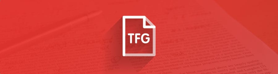 TFG Curso 2017/18 –Fechas de la convocatoria ordinaria y extraordinaria