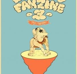 Lamosa presenta Bigardo Fanzine #3, Fanzine editado en directo el jueves 18