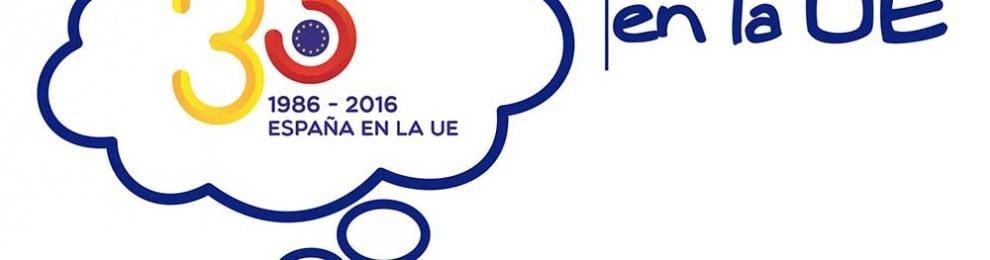 Concurso artístico '30 años de España en la Unión Europea'