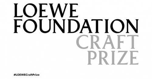Loewe Craft Prize a la excelencia artesanal, con 50.000€ + exposición itinerante, España