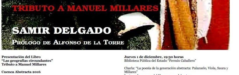90 ANIVERSARIO HOMENAJE A MANUEL MILLARES (1926-2016)