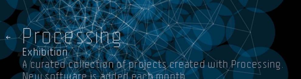Processing Foundation convoca becas de investigación sobre arte y tecnología, Estados Unidos