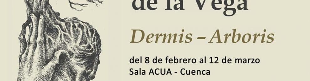 Exposición 'Dermis – Arboris' de Carlota de la Vega