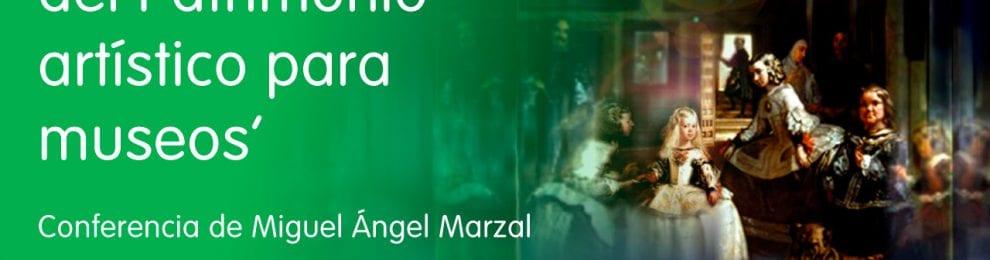 Miguel Ángel Marzal, el miércoles 15 de marzo, en la Facultad