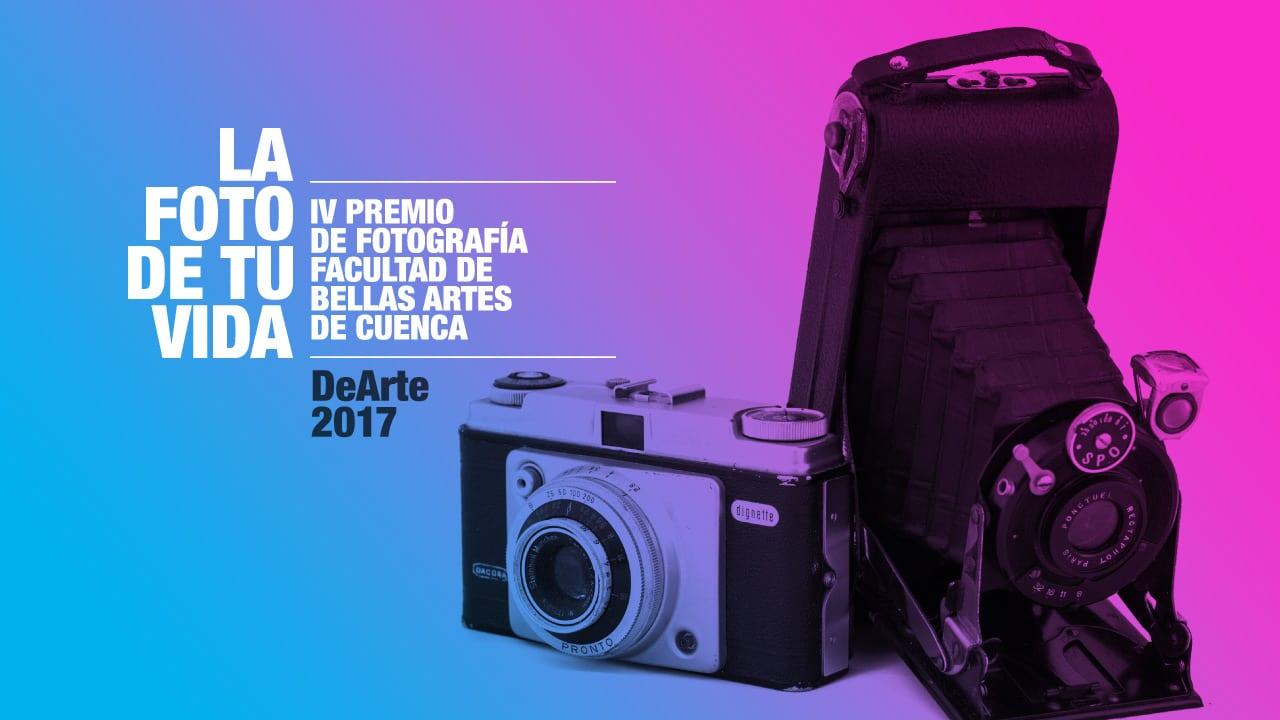 Cuarto Concurso de Fotografía DeArte 2017 La foto de tu vida Retrata tu cotidianeidad