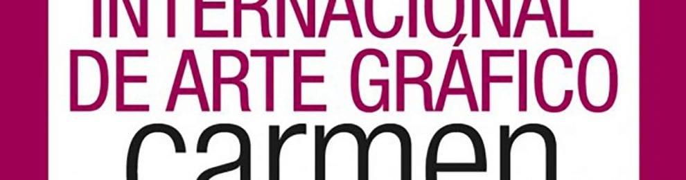 45º Premio Internacional de Arte Gráfico Carmen Arozena 2017