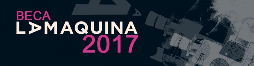 Beca La Máquina 2017