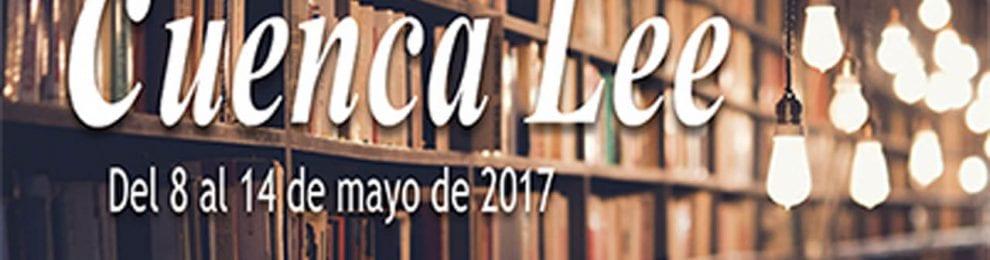 Feria del Libro 'Cuenca Lee' del 8 al 14 de mayo en Cuenca.