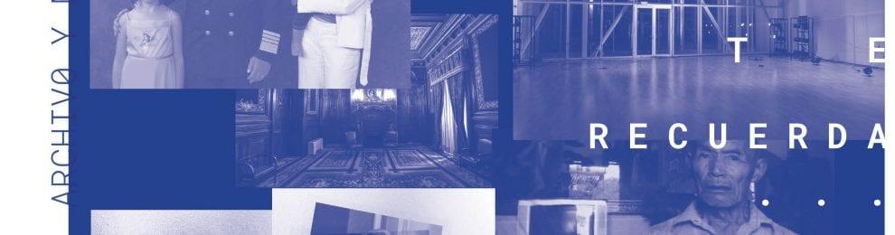 'Podría quien te recuerda… Cuerpo, archivo y memoria' –Seminario organizado por el grupo de investigación ARTEA (UCLM) y el Museo Centro de Arte Nacional Reina Sofía en colaboración con La Casa Encendida