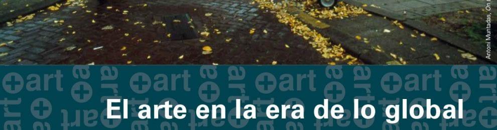 'El arte en la era de lo global', conferencia de Anna María Guasch, el 21 de noviembre en la Facultad