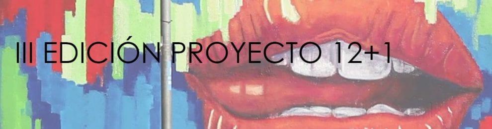 III Edición Proyecto 12+1