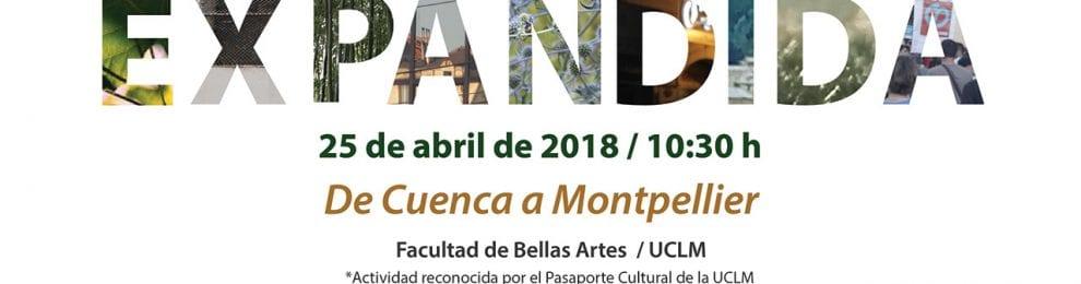 Jornadas de Poesía Expandida, el miércoles 25 de abril en la Facultad