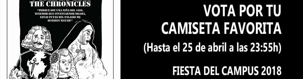 CAMISETAS CAMPUS 2018