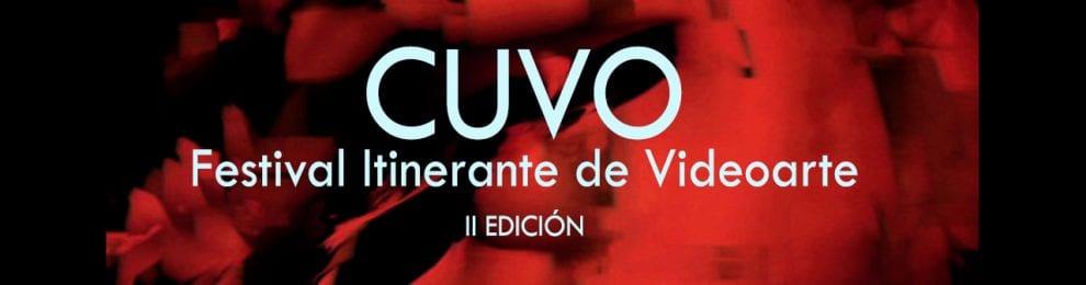 Convocatoria CUVO – Festival Itinerante de Videoarte