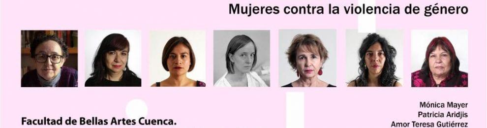 'Cuerpo y violencia en el arte femenino de hoy' –Conferencia de Norma Patiño, el lunes 10 de septiembre